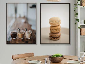 Plakaty do kuchnii i jadalnii